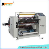 Papier Qdbs-P016 fendant et machine de rebobinage