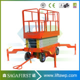 Chinesischer Lieferanten-hydraulisches Auto Scissor Aufzug