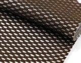 Poliéster de alta calidad con tejido de malla de algodón de colores