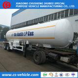 40La GAC GPL du réservoir GPL de transport de gaz de cuisine des remorques pour le Bangladesh sur le marché de 20 tonnes