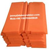 Folha de poliuretano personalizados com Alta Resistência à abrasão