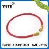 PRO marque Yute SAE J2196 la charge de réfrigérant R134A flexible en caoutchouc