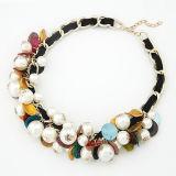 Monili della collana del collare del Choker di Short della perla delle coperture di Jewellry di modo