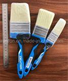 Los filamentos de sólido cónico mango de plástico de pinceles Pincel