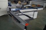 Corte End-Grain/ máquina de corte oblíquo/ sistema de corte para placa MDF simples, Placa de MDF CRU
