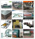 Hdraulicの自動合板の生産ライン