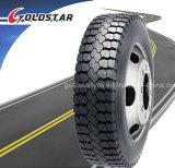 Goldstar radiales de acero de la marca de neumáticos para camiones, autobuses las llantas, neumáticos TBR con alta calidad procedentes de China fabricante de neumáticos