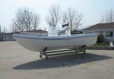 Aqualand 18pies 5,5m de deportes de fibra de vidrio Panga la pesca en barco a motor (180c)