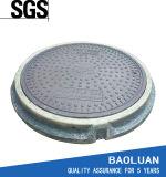 4 лет гарантированности с ISO9001: 2008 подгоняно от крышки и рамки люка -лаза плавильни смолаы