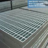 Gegalvaniseerde A36 Grating van het Staal ASTM voor Platform