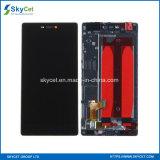 Китайский экран касания LCD для индикации Huawei P8 LCD