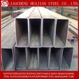Tubo quadrato galvanizzato tuffato caldo di Q235B per costruzione