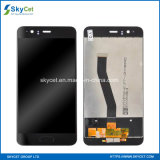 Huawei P10 LCDの表示のための元の携帯電話の部品