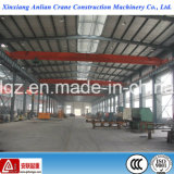 작업장 Crane 5t Single Girder Electric Hoist Overhead Crane
