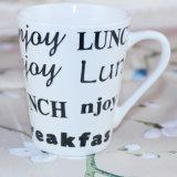 Mok van de Koffie van de Gift van de Bevordering van de Mok van het porselein de In het groot Ceramische