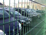 Powder Coated Wire Mesh Fence