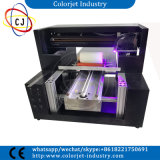 La haute qualité d'impression de modèle neuf met imprimante UV de l'imprimante A3 de tasses la petite