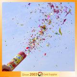 Canon biodégradable de papier de confettis de célébration en gros