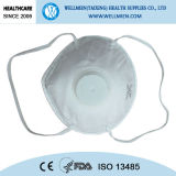 Masque de poussière jetable de sécurité