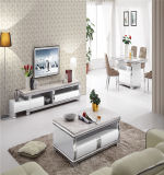 Marble Top Coffce Table Home Furniture Set (2016#)