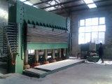 Melamin-Furnier-Blattgebäude-Schablonen-heiße Presse-Maschine