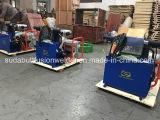 90мм-315мм HDPE стыковой сварки Fusion машины
