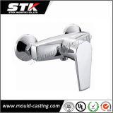 Bouchon de porte en fonte moulée en alliage de zinc pour pièces de meubles (STK-ZDF0001)