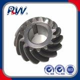 Коническое зубчатое колесо высокой точности стальное прямое