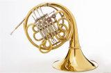 Il doppio ottone chiave dell'oro del corno francese 4 popolari gradice Alexander503