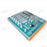 Beroeps 6 Mini AudioMixer slim-62 van Kanalen de Mixer van DJ