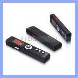 Commercial Conference Lectureのための極度のMini 8GB Portable Professional Dictaphone DIGITAL Audio Voice Recorder
