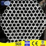 Standard Welded Carbon Construction Galvanized Steel Pipes Tube