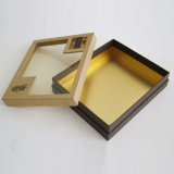 Alimentos caja de embalaje , hecho de Junta de papel , Ideal para Productos para el Cuidado de la Salud