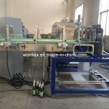 Machine automatique de pellicule d'emballage de rétrécissement de bouteille