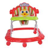 Rote Farben-runder Baby-Wanderer