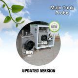 Gas-Generator für Verbrennungsrückstand-Abbau
