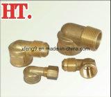 Encaixe fêmea do cotovelo do alargamento de bronze americano PLF X (do OD de '')