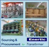 Sourcing en van de Verwerving de Dienst voor Transformator