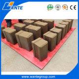 Wt2-20mの連結の土のセメントの煉瓦機械、販売法の土の煉瓦機械