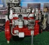 Motor diesel refrescado Turbocharged e inter del carril de alta presión y común