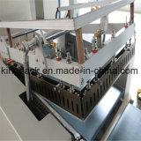 Tunnel de rétraction automatique L d'étanchéité de la machine d'emballage thermorétractable