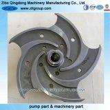 Goulds 3196ポンプ部品のためのステンレス鋼のインペラー