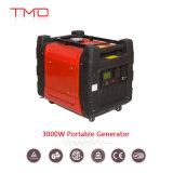generador de potencia portable de la gasolina del comienzo eléctrico 3kw con el Ce, ISO9001