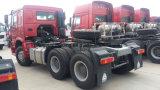 10 HP del carro 336 del alimentador de Sinotruk HOWO del carro pesado de las ruedas