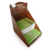 Contre- unités de visualisation de carton, présentoir de table de bruit