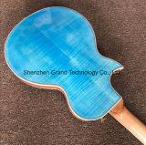 Haut de page personnalisé Bleu Superme Lp Jazz guitare électrique (BPL-543)