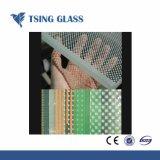 Vetro Tempered di vetro/colorato stampato matrice per serigrafia della pittura di ceramica per mobilia/stanza da bagno