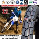 Neumático natural de la motocicleta del modelo 130/70-12 de Chile nuevo