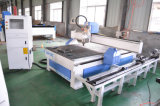 4 1325 rebajadora CNC para madera eje giratorio independientes
