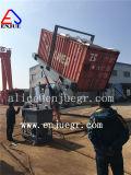 Use um recipiente Hidráulica do Motor da porta de descarga e inclinação Tilter recipiente da máquina